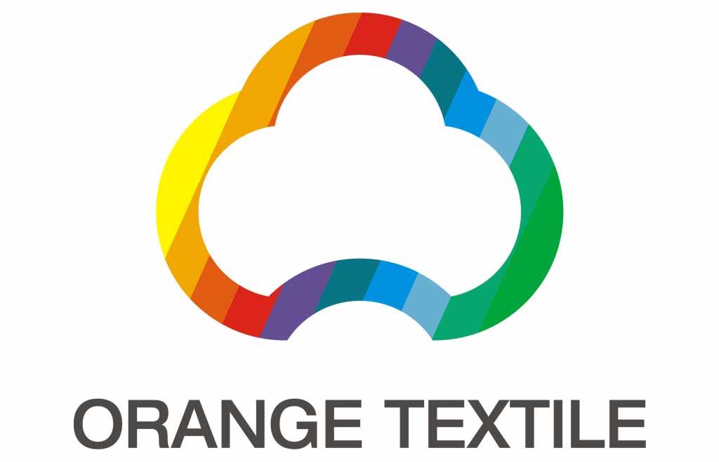 Orange Textile